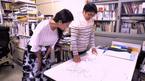 大森先生と橋本マナミ1 のコピー