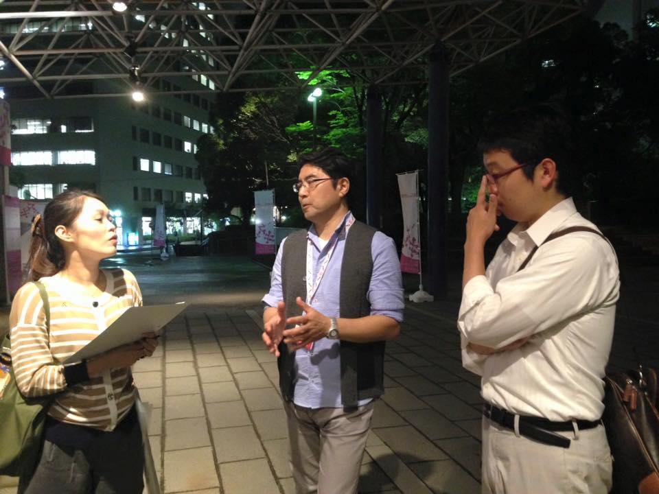 2015.10.11 ラジオ関西「サンデ...