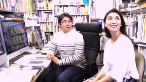 大森先生と橋本マナミ5 のコピー